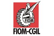 Logo FIOM bianco